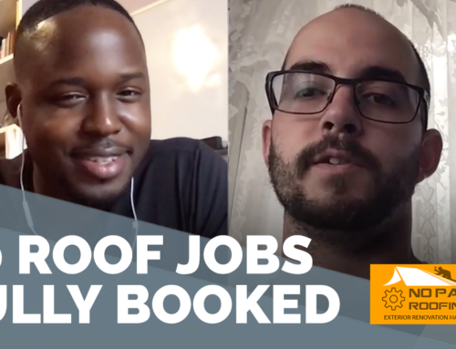 Online Roofing Experience Interview With Mike Payne (20 Roof Jobs Fully Booked)
