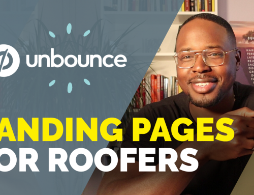 Landing Page Must-haves for Roofing Contractors (Easy Conversion!)