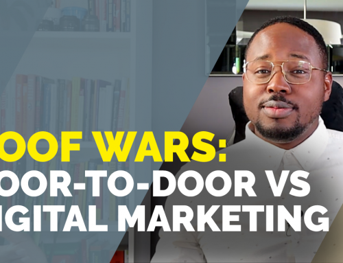 Roof Marketing Pros and Cons: Door-to-Door vs Digital