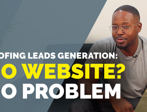 3 Surefire Ways to Generate Roofing Leads WITHOUT a Website