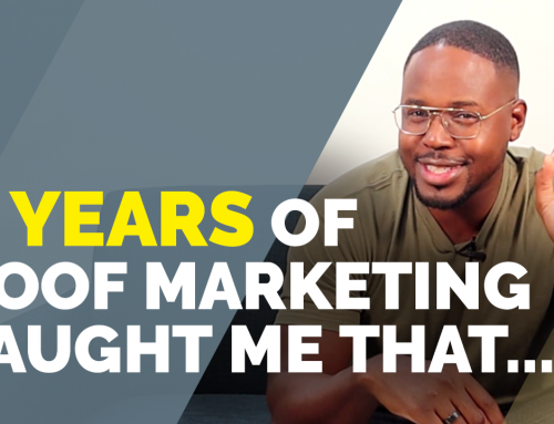 Things I Learned In My 6 Years of Roof Marketing
