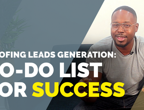 5 Roof Marketing Goals for Generating A+ Roofing Leads