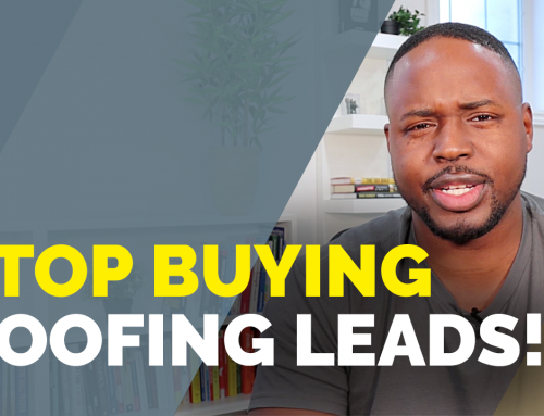 3 Reasons to Stop Buying Roofing Leads Online (and Start Marketing In-house!)
