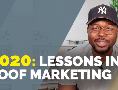 How My Clients Thrived in 2020 (Roof Marketing Lessons from 2020's Crisis)