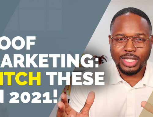 Roof Marketing 2021 Trends: Things I'm No Longer Doing This Year