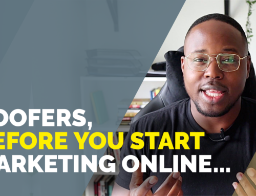 Roof Marketing: Important Factors to Consider Before Starting Online