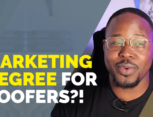 Roofer Tips: Do Roofers Need Marketing Degrees to Start Advertising Online?